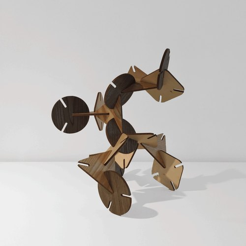 Small wooden three-dimensional jigsaw puzzle / model / toy | BoConcept