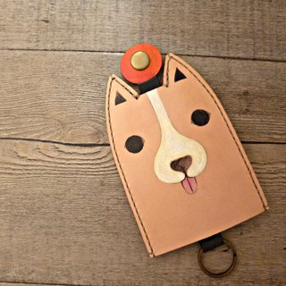 POPO│ bulk pet dog │ │ positive Leather Wallets