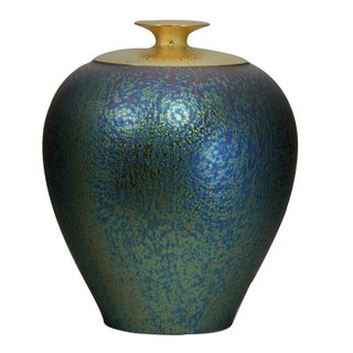 Crystalline glaze gilt colorful glass bottles _ great beauty - magnificent Kuo this for