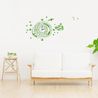/ Bon Voyage / Wall Sticker / ECO-Material