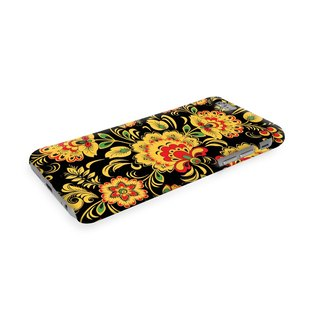 Black Rose pattern 3D Full Wrap Phone Case, available for  iPhone 7, iPhone 7 Plus, iPhone 6s, iPhone 6s Plus, iPhone 5/5s, iPhone 5c, iPhone 4/4s, Samsung Galaxy S7, S7 Edge, S6 Edge Plus, S6, S6 Edge, S5 S4 S3  Samsung Galaxy Note 5, Note 4, Note 3,  Not