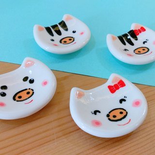 ~ Snore snore treatment was smaller pig (a set of four)