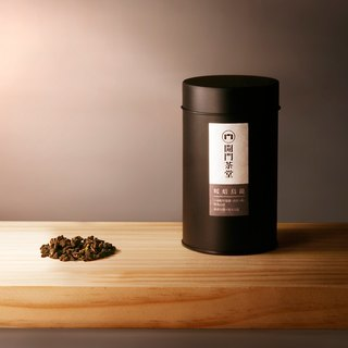 Oolong tea baking warm hall door (carbon baking oolong) - Canned Tea / 75g