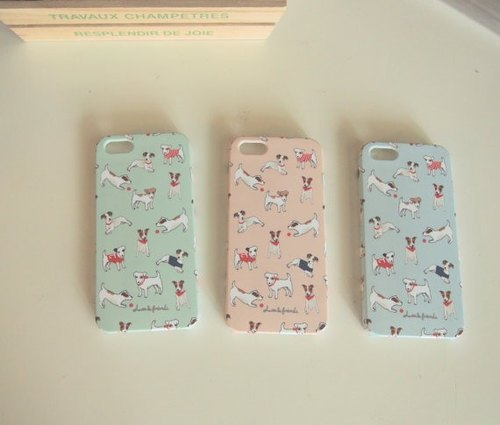 Jack Russell for iPhone 5/5s, 4/4s Case Cover