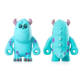 Bone / Sulley Driver 8G strange hair can not afford to cover the flash drive [MU Monsters University]