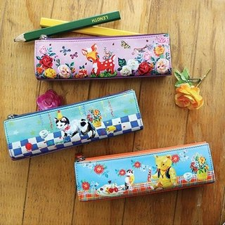 Clear Out Sale - Fantasy World Leather Pencil Bag - KITTY Party, 7321-05994