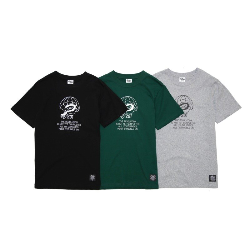 Filter017 HKT Tee Hunting Squad Series - Revolutionary Combat Short Tee
