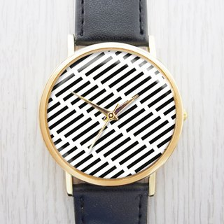 Simple Diagonal Line - Women's Watch / Men's Watch / Neutral Table / Accessories [Special U Design]