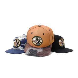 Filter017 HKT Collection-Night Attack Patch Snapback Cap HKT Hunting Squad Baseball Cap