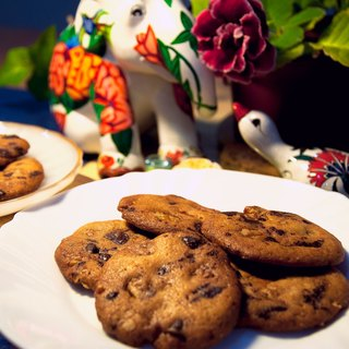 Little - Walnut Chocolate Chip Cookies