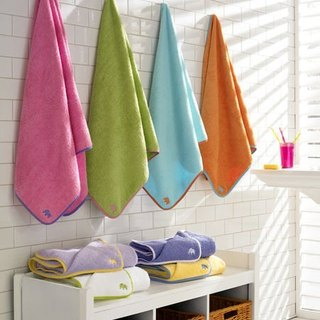 Christmas promotions Kassatex Bambini 100% organic cotton towels / Child towel / children towel