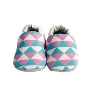 [European system] First baby shoes handmade candy box soft bottom toddler shoes / indoor shoes