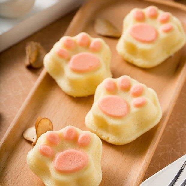 輕乳酪貓掌蛋糕(8入裝)
