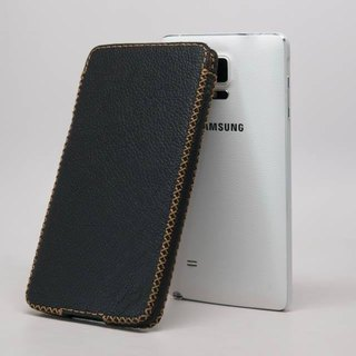 Samsung Note4 straight Leather Case