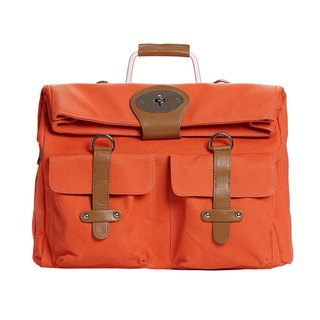 Amore tweeted · Parker more ingenuity bag - orange