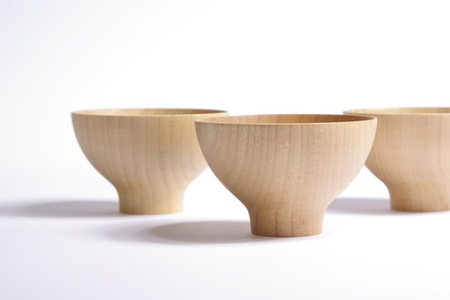 I have a simple birch bowl - fine chemicals