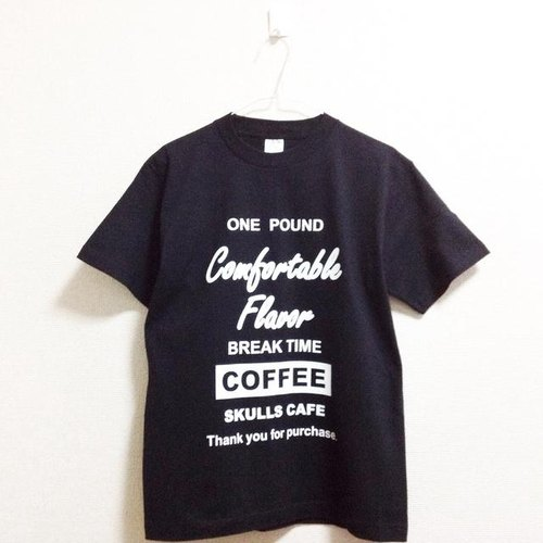 SKULLS CAFE (Black × White)