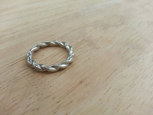 Twizs Silver Ring