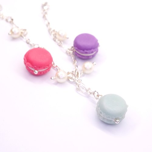 *Playful Design* Macarons  Bracelet