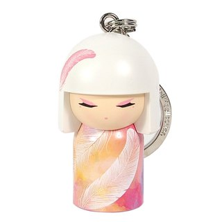 Key ring - Mizuyo charm [Kimmidoll and Fu doll key ring]