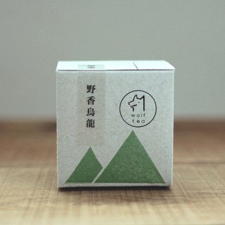 【Wolf Tea】Wild Scented Oolong Tea / Flower Aromas