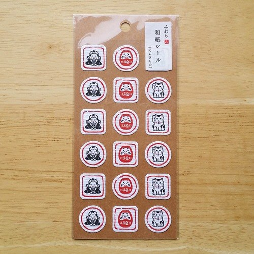 Japan Iyo and paper and paper stickers Fuwari [origin was (FW37002)]