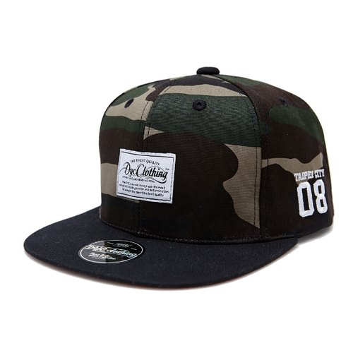 DYC-SNAPBACK CAP jungle camouflage