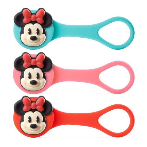Minnie Q Cord Ties Funny Q Beans - Minnie