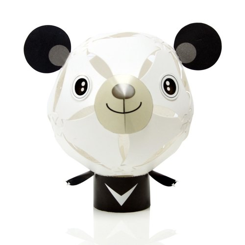 Petal Night Light_ Formosan black bear