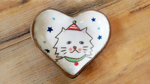 White cat Little Prince ─ limited ✖ modeling plate