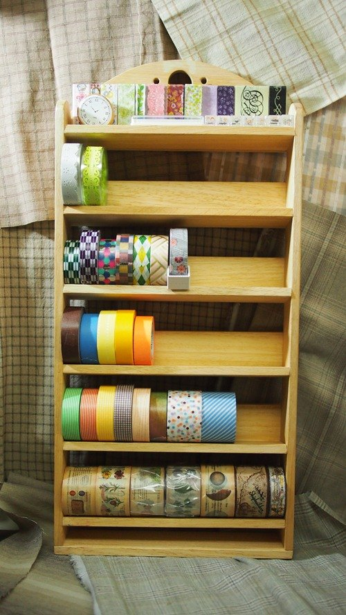 Paper tape rack - paper tape fanatics - Customized - Ming * Order - width of 30cm lengthened