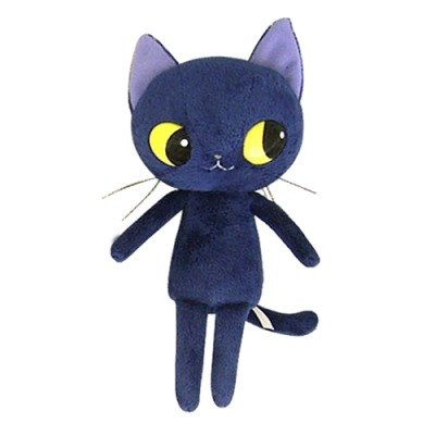 BLUE WORLD, Japanese blue cat nap relieve pressure dolls (20cm) (BW1304201)