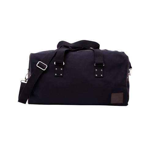 法國my biotiful bag有機棉Urban系列48 Hours Bag-BLACK