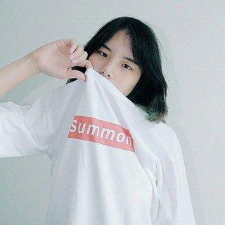 SUMMON T-Shirt (White)
