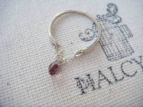 Innocence Ring - Purple