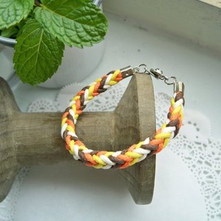 Three-dimensional bracelet - Earth wind - 1