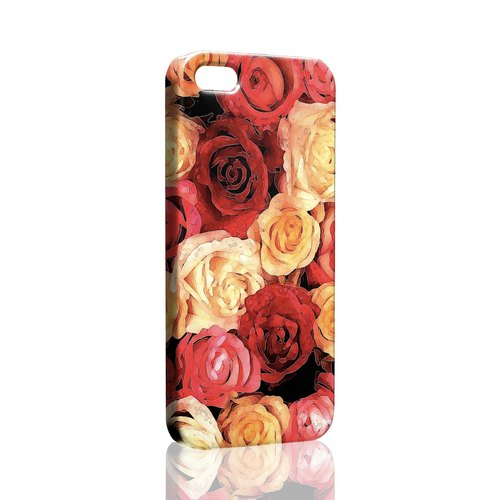 Flower Dance 5 custom Samsung S5 S6 S7 note4 note5 iPhone 5 5s 6 6s 6 plus 7 7 plus ASUS HTC m9 Sony LG g4 g5 v10 phone shell mobile phone sets phone shell phonecase