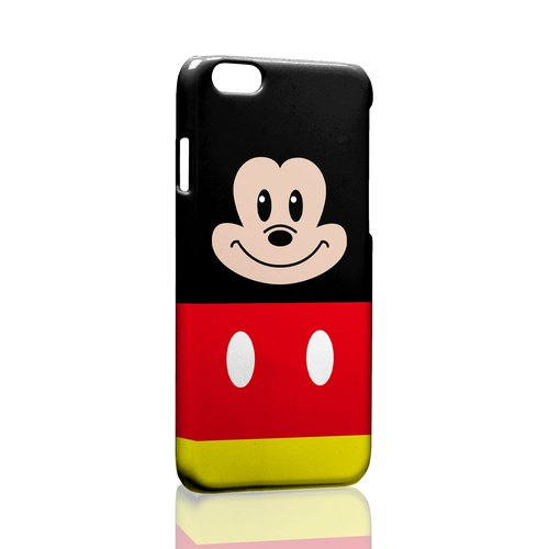 Since painting Mickey customized phone case (iPhone, Samsung, htc, Sony applicable)
