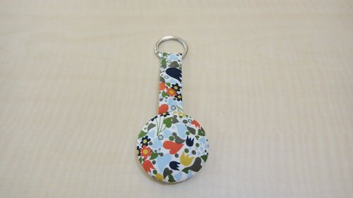 Feel Macaron key ring - colorful