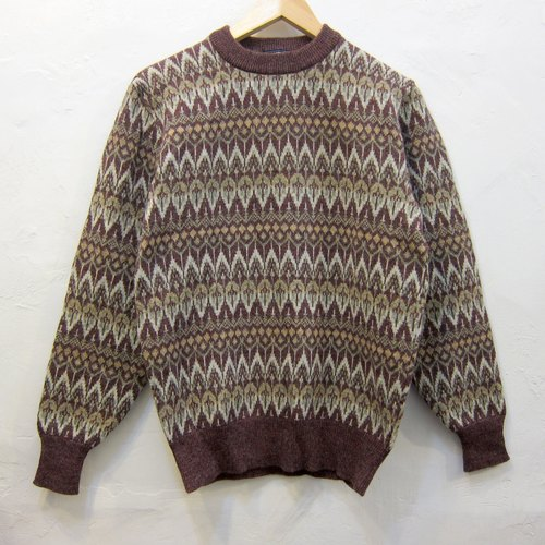 Cuori❄ 80% neutral wool vintage sweater