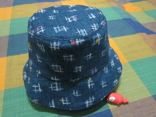 [Huarong Yue cap] Oedo man (double-sided can wear)