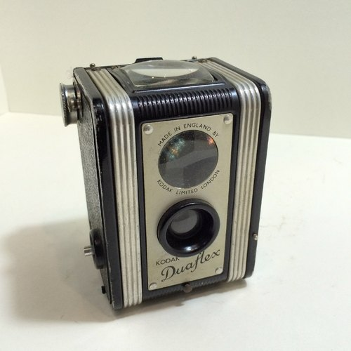 England made a limited edition 1947 Kodak Duaflex TLR camera eyes