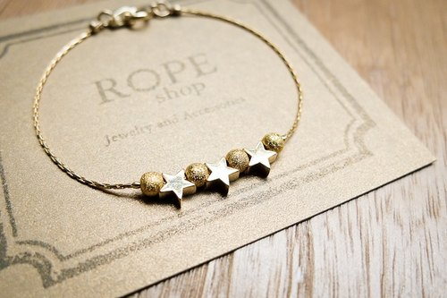 ROPEshop the [small planet] bracelet.