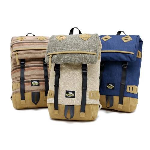 Filter017 retro backpacks -VINTAGE Day Pack