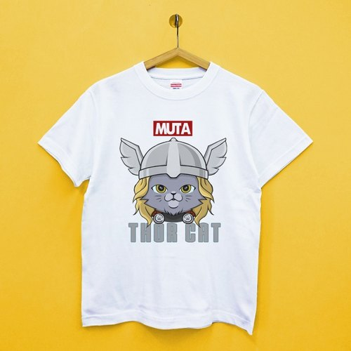 THOR CAT Japan United Athle soft feel of cotton T-shirt