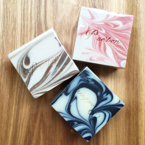 P.Seven Ming cream soap / Beauty Soap Royal / Qin lemon mint soap ▲ [3 paragraph optional]