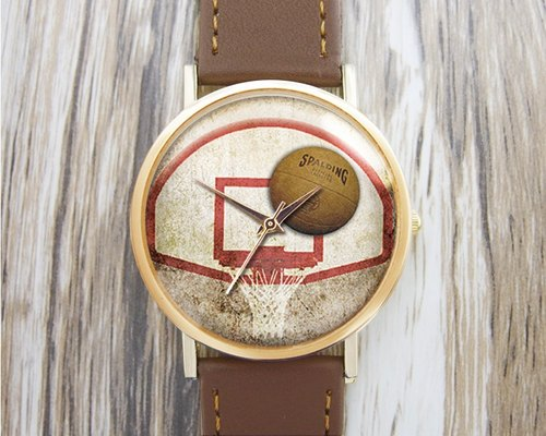 NBA basketball - Fashion Watch leather strap ︱ ︱ ︱ men and popular pieces to wear with the best holiday gift