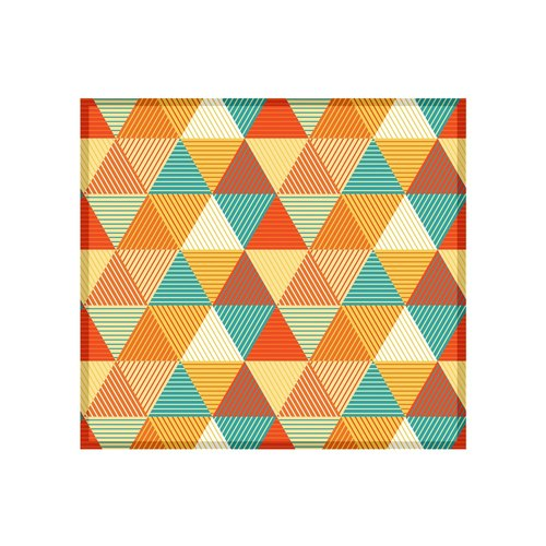 [Universal] design series checkered cloth wipes ll
