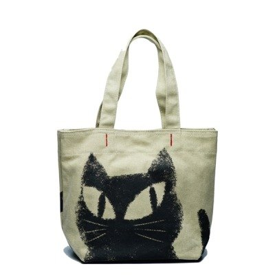 Noafamily, Noah big eyes cat horizontal bag _BE (A602-BE)