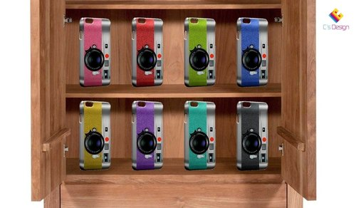 Nostalgic camera custom multicolor Samsung S5 S6 S7 note4 note5 iPhone 5 5s 6 6s 6 plus 7 7 plus ASUS HTC m9 Sony LG g4 g5 v10 phone shell mobile phone sets phone shell phonecase